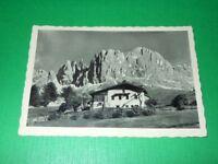 Cartolina Dolomiti - Il Catinaccio 1951.