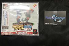 WINNING ELEVEN 98 99 PS1 JP IMPORT NTSC NEW SEALED