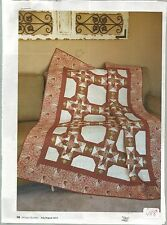 A0062 LADY STANLEY'S GARDEN QUILT PATTERN/INSTRUCTIONS