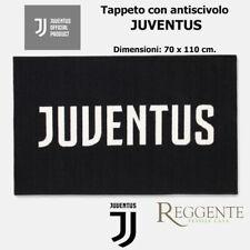 Tappeto Antiscivolo 70x110 Juventus Juve scendiletto cameretta Ufficiale Ronaldo