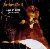 "JETHRO TULL : ""Essen January 1972"" (RARE CD)"