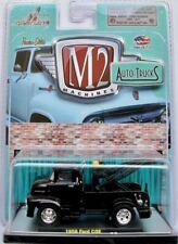 1956 Ford Coe  Abschleppwagen  schwarz  / M2 Machines 1:64