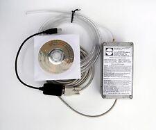 Infiltec Model INFRA20 Infrasound Monitor & USB Adapter & Data Logging Software
