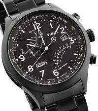 TIMEX Intelligent Quartz Flyback Chronograph Herrenuhr TW2P60800 NEU OVP.