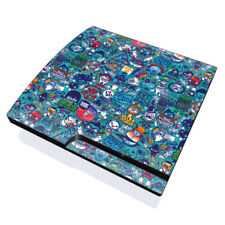 Sony PS3 Slim Console Skin - Cosmic Ray by JThree Concepts - DecalGirl Decal