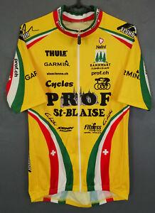RARE MEN'S SHIRT NALINI CYCLING BICYCLE BIKE VELO JERSEY MAGLIA MAILLOT SIZE L