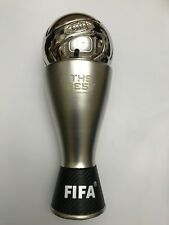 FIFA THE BEST REPLICA TROPHY RONALDO ZIDANE BALLON D'OR