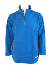Hodge Heg Armpitz Mens Fleece Jacket Coat (Blue) - L