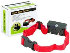 Anti Bark Dog Training Shock Collar with Adjustable Sensitivity Control No Bark