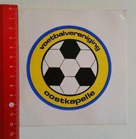 Aufkleber/Sticker: voetbalvereniging oostkapelle (21051686)