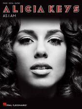Alicia Keys, As I Am (2008, Paperback)