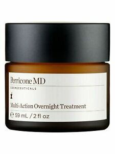 Perricone MD Multi-Action Overnight Treatment, 59ml Restorative Night Cream BNIB