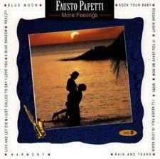 Fausto PAPETTI more feelings 2 CD []