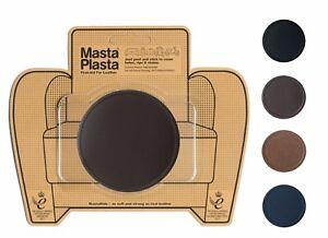 """MastaPlasta Self-Adhesive Leather Repair Patch 8x8cm 3x3"""" Sofa Car Seat Bags"""