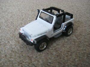 Maisto 1:35 Wrangler Jeep Wrangler Rubicon
