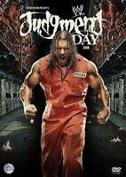 WWE Judgment Day 2008 DVD DEUTSCH