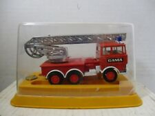 GAMA FAUN FIRE ENGINE MADE IN GERMANY