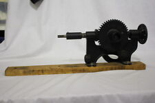 Antique Champion Blower Forge Post Drill Press Tool Cast Iron Boring Drill