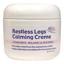 Restless Legs Calming Creme Foot Cream New