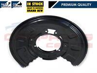 FOR BMW 3 SERIES E46 X3 E83 00-06 REAR RIGHT BRAKE DISC PLATE COVER SHIELD 320mm