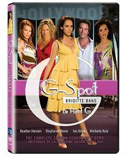 G-Spot - Season 2 (DVD 2 disc) Brigitte Bako NEW