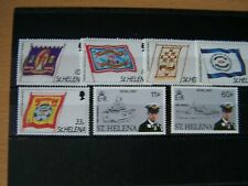 St.Helena,2 U/Mint Sets.