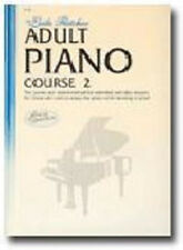 ADULT PIANO COURSE 2 BOOK + CD LEILA FLETCHER TO CLEAR