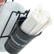 Straw Holder For Wire Cup And Lid Dispensers 415 098 415 099 And 415 100
