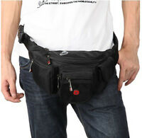 Unisex Waterproof Swissgear Hiking Travel Chest Shoulder Waist Bag Phone Package