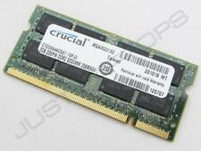 Crucial 2GB DDR2 PC2-5300 667MHz Portátil Netbook Notebook Memoria Sodimm Ram
