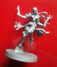 Ladrón Hembra héroe aventurero figura espadas & Sorcery Kickstarter boardgame