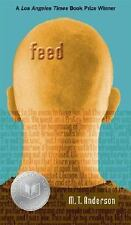 Feed by M. T. Anderson (2004, Paperback)