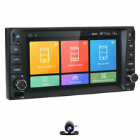 2 DIN Android 9.0 Car Radio Stereo DAB+gps Head unit for Toyota Prado Hilux RAV4