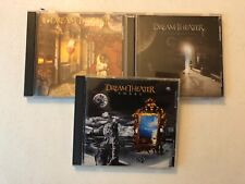 DREAM THEATER CD LOT OF 3! AWAKE,IMAGES AND WORDS,BLACK CLOUDS!