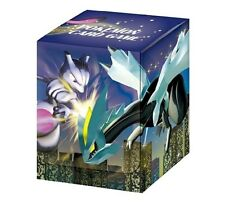 Japanese Pokemon Black & White BW3 MEWTWO & KYUREM DECK BOX NEW!!