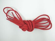 """36"""" 90cm Oval Shoe Laces for NMD Y-3 Roshe EQT Boost Red"""