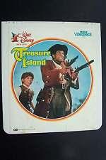 Walt Disney's Treasure Island CED Videodisc 1950