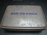 Ancienne Boite Métal Air France