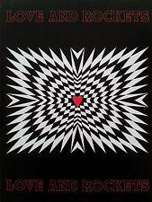 Love and Rockets: AMORE e razzi (PIANO/VOCAL/Chitarra Songbook) - ESAURITO!
