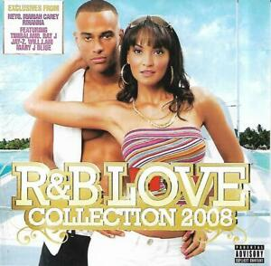 R&B Love Collection 2008 - Various Artists (2008 Double CD Album