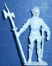 Unpainted Lead British Pre-1500 Toy Soldiers