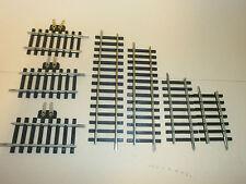 Modellbahnen der Spur H0 aus Set und Kunststoff-Zweileiter-Gleissystem