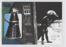 2002 Memories of Dr Who #F3 Louis Marx 'Tricky Action' Dalek Non-Sports Card 0f8