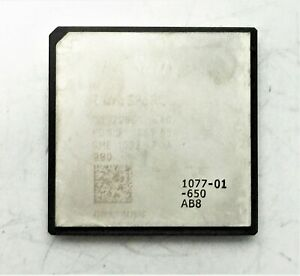 Vintage SUN Ultra SPARC IIi 650 MHz SME1532 PGA370 USA CERAMIC CPU 2000