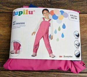 Lupilu Kids' Rain Trousers Waterproof trousers