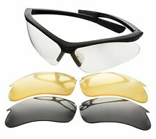 52ef0358057 Multi-Color Interchangeable Shooting   Safety Glasses for sale