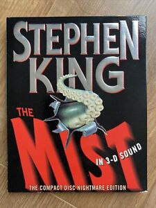 Stephen King - The Mist in 3D Sound (CD Audiobook)
