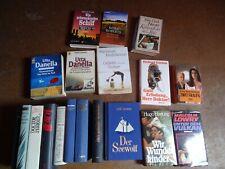 BUCHPAKET II  19 Bücher SIEHE BILDER Unterhaltungs und Weltliteratur, Klassiker