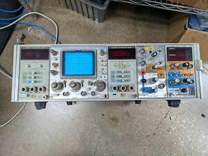 Tektronix TM506 Cluster Oscilloscope, Measurement, Pulse Driver, DC Bipolar out