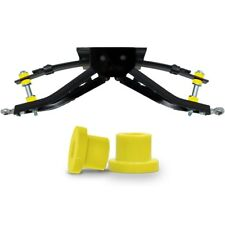 Yellow A-arm Replacement Bushings for GTW & MJFX Lift Kits golf carts